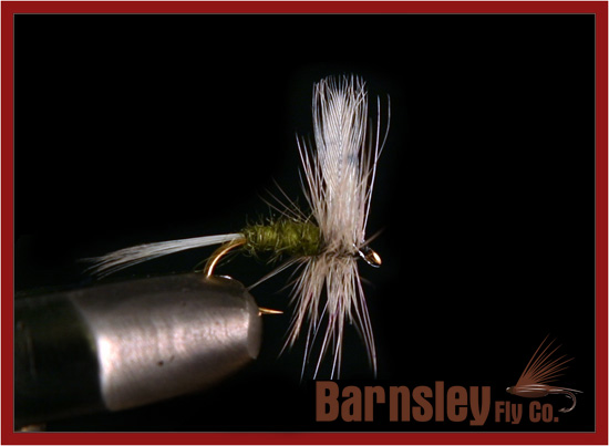 Blue Wing Olive (BWO) - Size 14