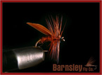cinnamon sedge dry fly