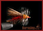 stimulator orange dry fly